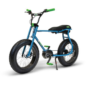 """Ruff Cycles Lil'Buddy 20"""" Bosch Active Line 500Wh, azul"""